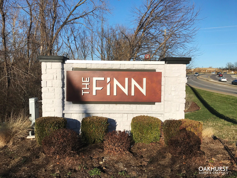 The Finn Monument Signage